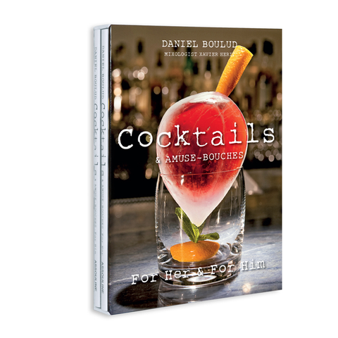 Daniel Boulud Cocktails & Amuse-Bouches