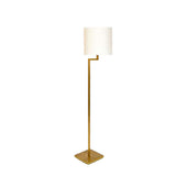 Gold Leaf Luigi Floor Lamp