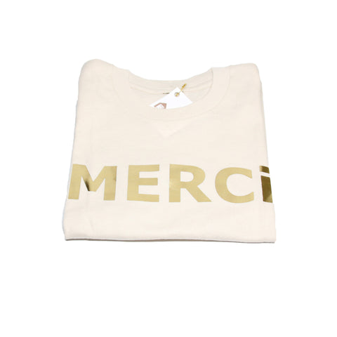 Gold Merci Kids T - Shirt