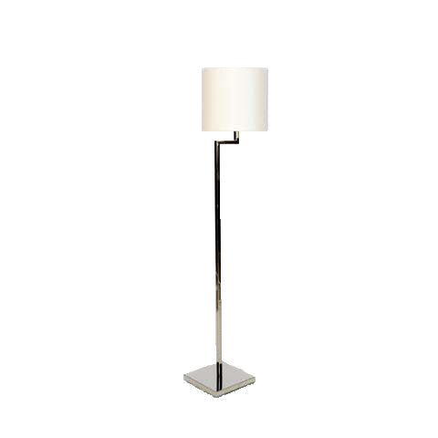 Nickel Luigi Floor Lamp