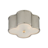 Polished Nickel Ceiling Mount
