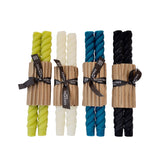 Rope Taper Candles