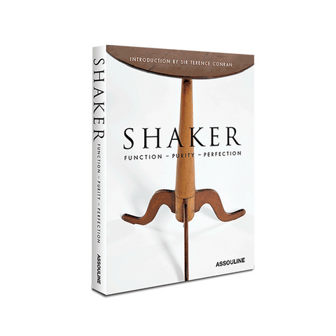 Shaker: Function, Purity, Perfection