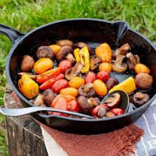 6 Healthy (and Easy) Camping Food Ideas