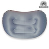 CoraJohn Blue Ridge Ultralight Inflatable Camping Travel Pillow