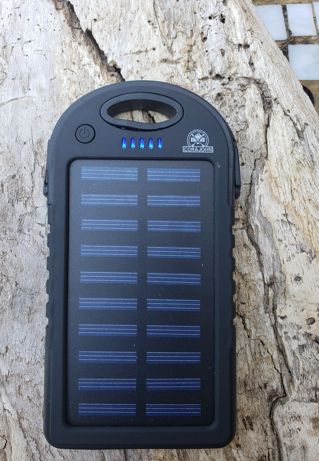Portable Solar Cellphone & Laptop Charger