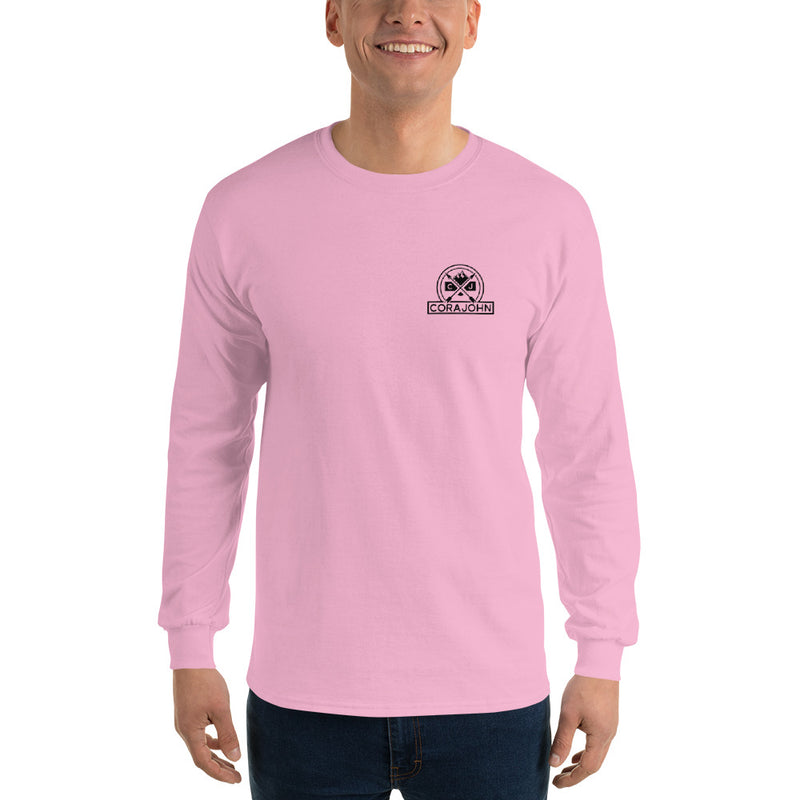 Long Sleeve SLAB KINGS - FISHING T-Shirt