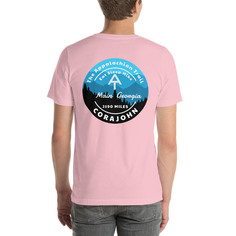 Short-Sleeve Appalachian Trail Unisex T-Shirt