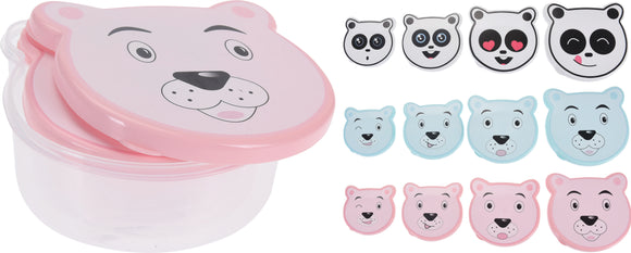 Animal Shaped Storage Containers