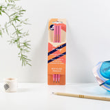 Pack of 3 Recycled Pencils - 'Ideas' in Pink