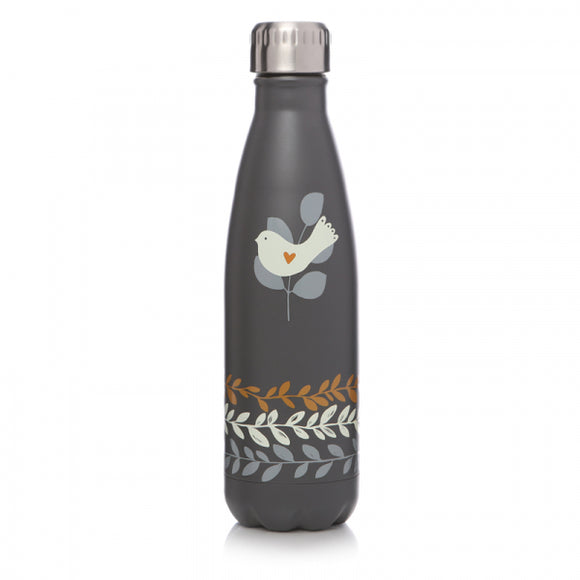 Metal Water Bottle- Fallen Leaves