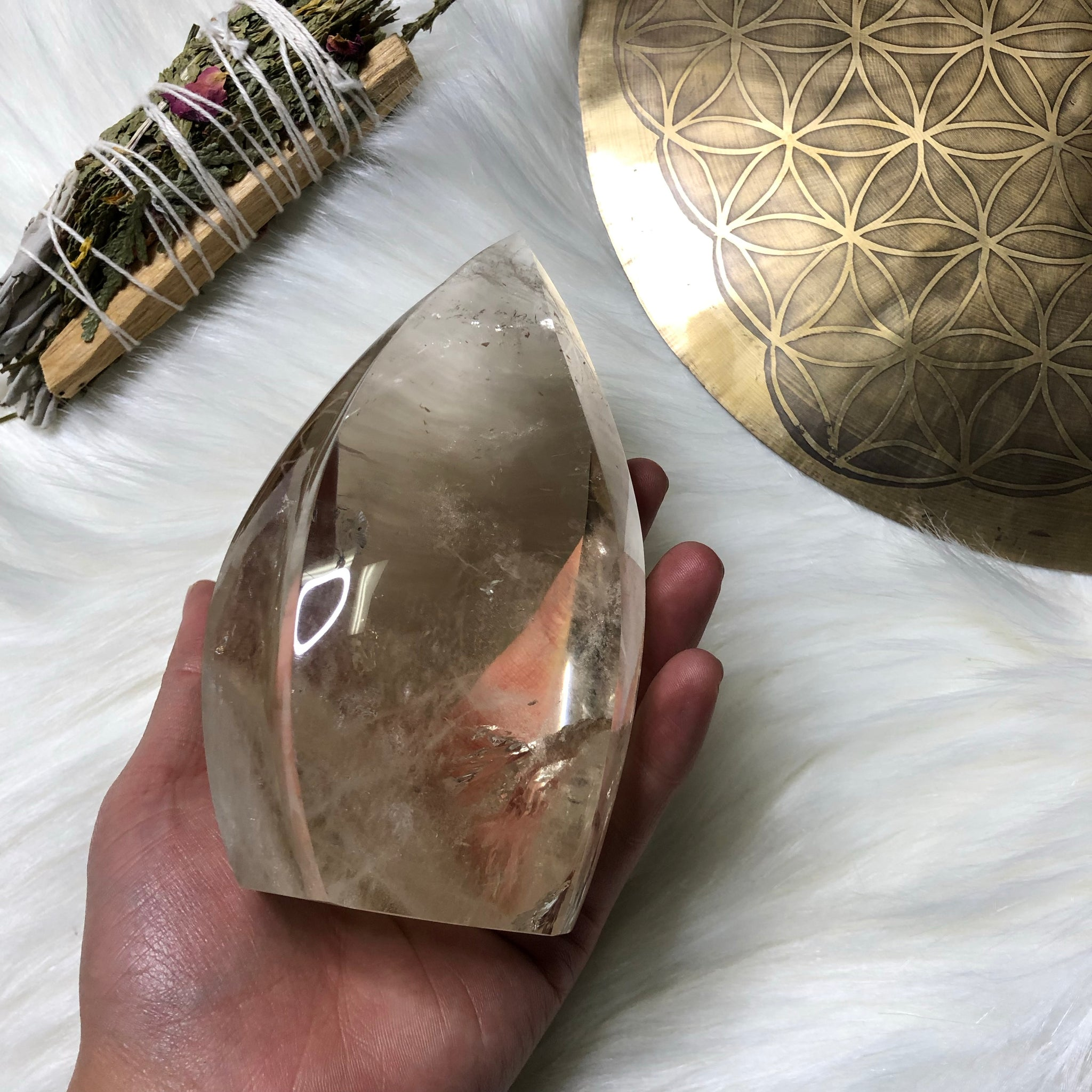 Tantric Twin Flame – Crystal Lair