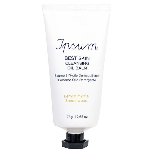 Ipsum Best Skin Cleansing Oil Balm