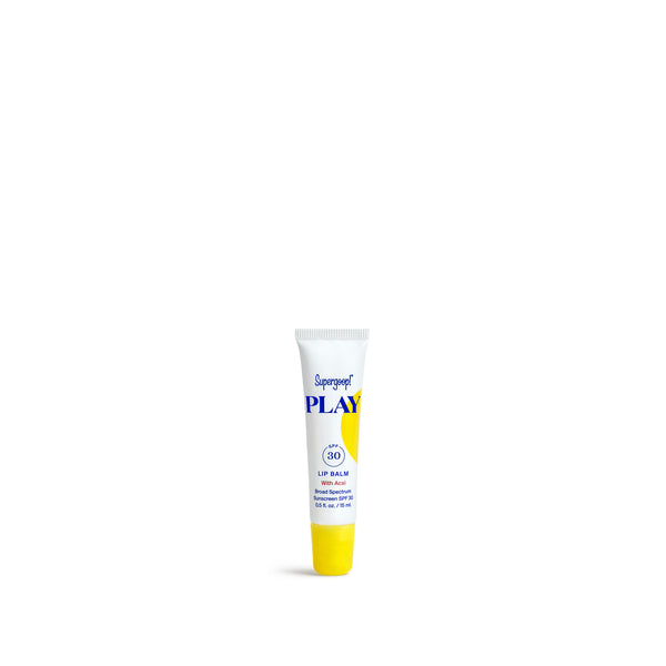 Supergoop PLAY Lip Balm SPF 30 with Acai