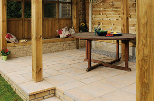 Bowland Stone Chalice Patio Pack
