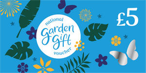 HTA National Garden Gift Voucher - £5