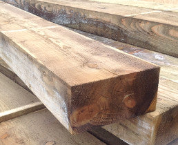 Brand new softwood sleepers_image