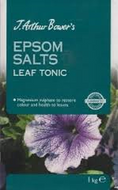 Epsom Salts Leaf Tonic (1kg) by J. Arthur Bowers