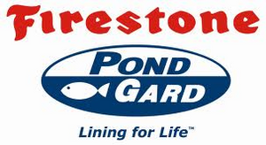 'Firestone' Pond Gard 1mm Pond Liner