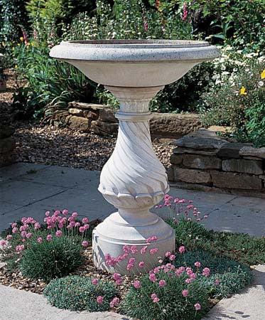 Georgian Bird Bath