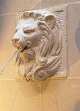 Lion Wall Fountain_thumb