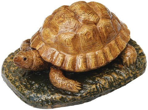 Willowstone Small Tortoise Painted_image