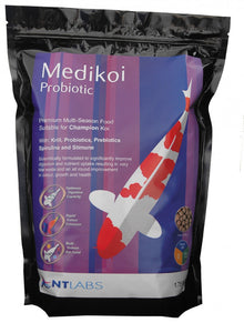 NT Lab Medikoi Probiotic Koi Fish food 1.75kg