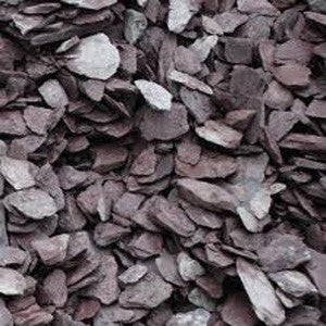 Plum Slate 40mm chippings_image