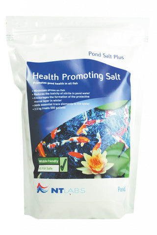 NT Lab Health Promoting Pond Salt_image