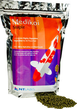 Load image into Gallery viewer, NT Lab Medikoi Staple Koi Fish food 750g