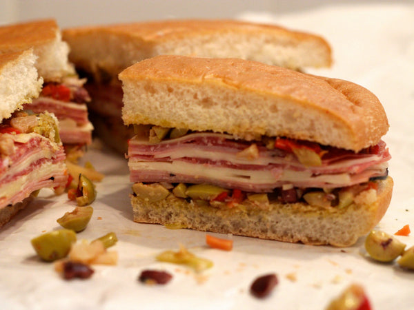 The Harwood Muffuletta