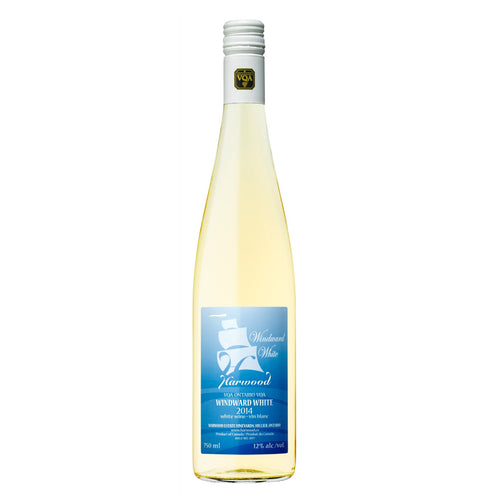 Windward White 2015 VQA