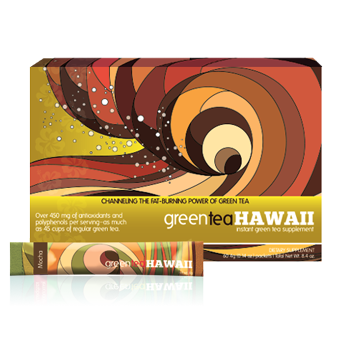 Mocha greenteaHAWAII