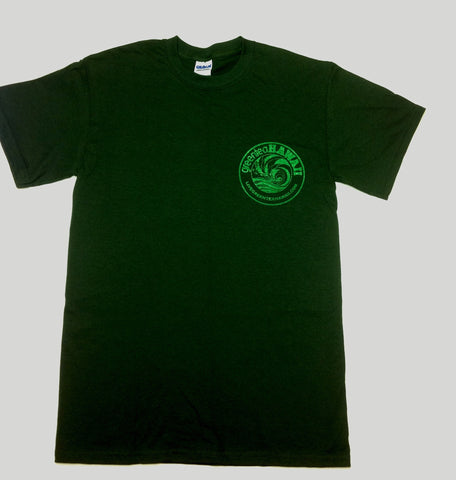 Live Green Tea Hawaii - 'Go Green' T-Shirt