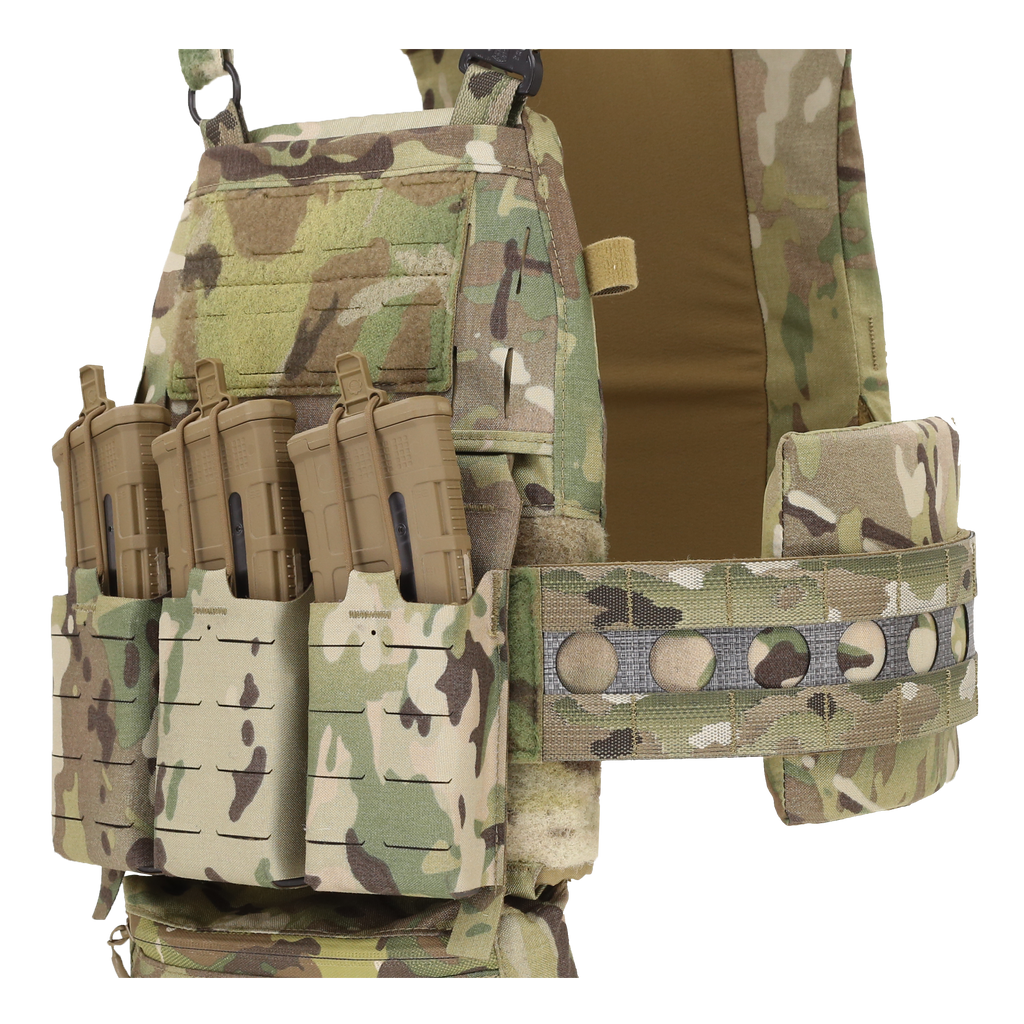 "NEW PRODUCTS - 3"" ASSAULT CUMMERBUND and 3AC SIDE PLATE POCKETS 6X6"