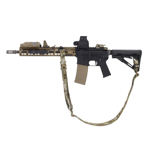 Details about  /NEW Ferro Concepts SLINGSTER™ Weapons Sling V2 Pull Tab Two-Point Quick Adjust