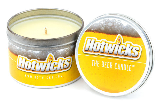 The Beer Candle