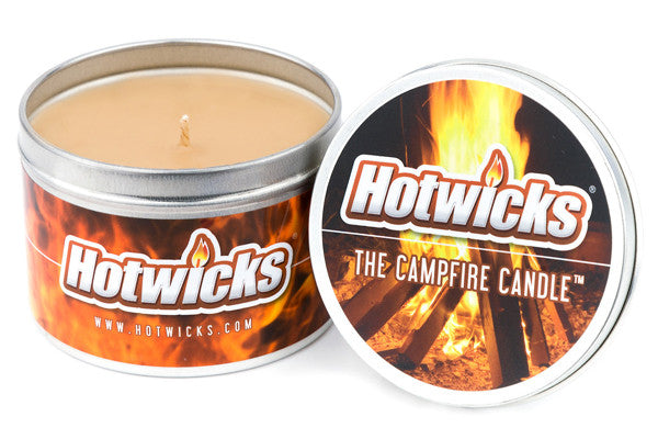 The Campfire Candle