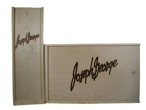 Joseph George Wooden Boxes