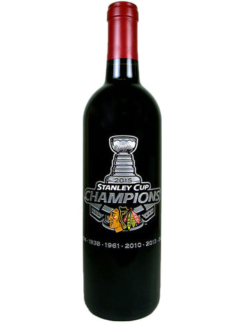 NHL® Chicago Blackhawks® Stanley Cup® Final Champions