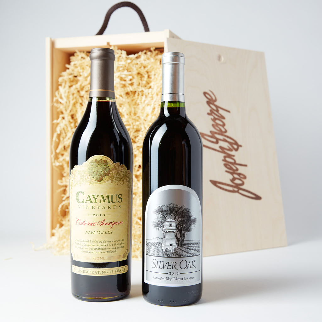 Caymus Silver Oak Alexander Gifts
