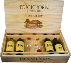 Duckhorn Wood Box