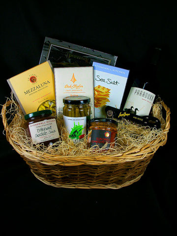 The Special Gift Basket