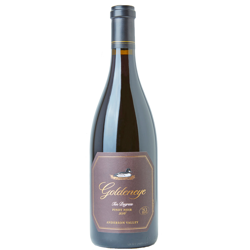 Goldeneye Pinot Noir Ten Degree 2016