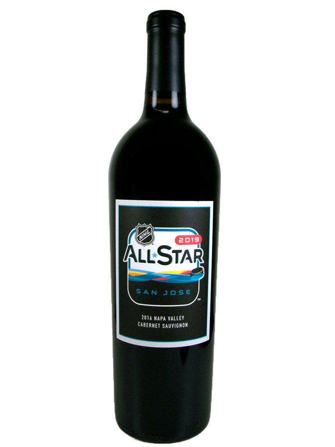 NHL All Star Wine
