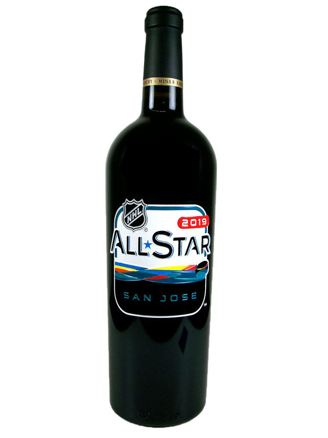 Joseph George Wines - NHL® All Star Game San Jose 2019 Etched 184046910