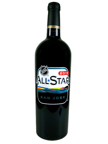NHL® All Star Game San Jose 2019 Etched