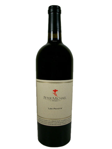 Peter Michael Winery Les Pavots Proprietary Red Wine 2016-750ml