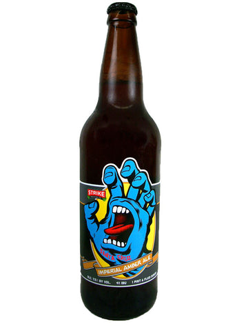 Santa Cruz™ Screaming Hand™ Imperial Amber Ale 22oz