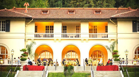 Joseph George 80th Anniversary Wine Tasting at Montalvo Arts Center